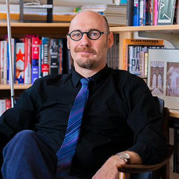 Laurier historian's book examining the American radical right wins prestigious designation