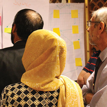 Laurier-led study tour strengthens teaching and learning strategies for Afghan professors