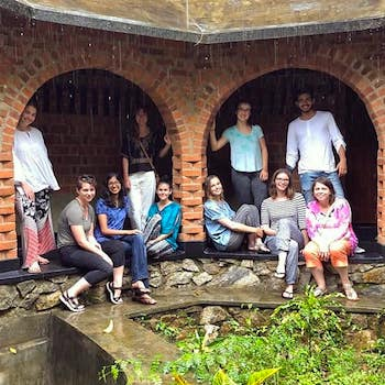 Global Studies field course in India opened students' eyes