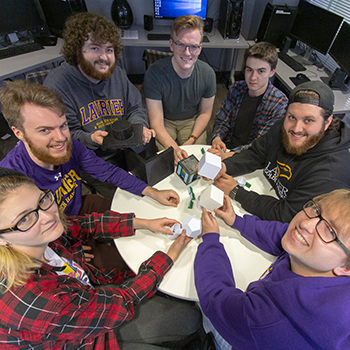 Laurier's first-ever Game Design and Development graduates use skills to make a difference