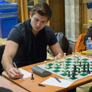 Laurier's Chess Club will host the Canadian University Chess Championship