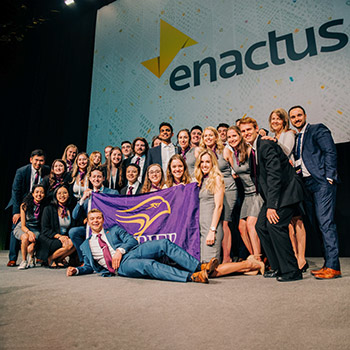 National champs will represent Canada at the Enactus World Cup.