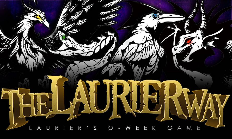 The Laurier Way O-Week Game