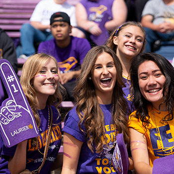 Laurier No. 1 in student satisfaction for 3rd year in a row